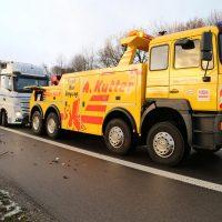 10.12.2018 Unfall A96 LKW Stetten Mindelheim (23)