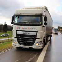 10.12.2018 Unfall A96 LKW Stetten Mindelheim (4)