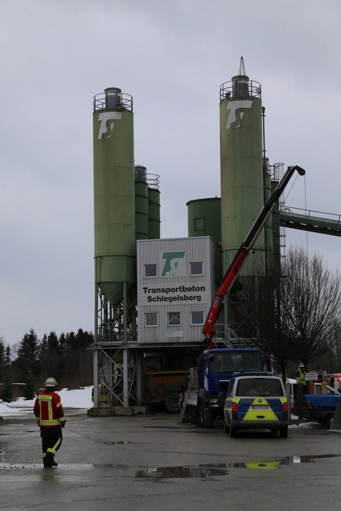 Silo Person Unfall (2)