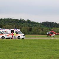 2019-05-25_Ravensburg_Unterzeil_Flugplatz_Flugunfall_Polizei_Poeppel20190525_0008