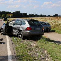 16.07.2019 VU B16 Mindelheim Höhe Lohhof Feuerwehr Rettungsdienst 5 Fahrzeuge mehrere Verletzte (6)