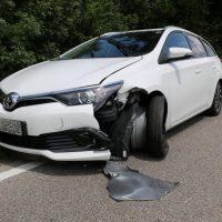17.07.2019 Unfall Wohnwagen PKW MN37 Hoher Sachschaden (5)