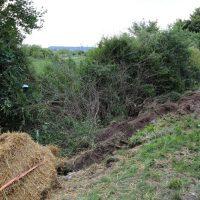 05.08.2019 Unfall Kirchheim Derndorf tödlich 22 Jahre LKW übersieht Traktor (23)