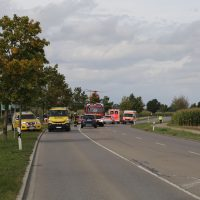 2019-09-27_Memmingen_Europastrasse_Unfall_Abschleppwagen_BMW_Motorrad_FeuerwehrIMG_6186