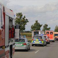 2019-09-27_Memmingen_Europastrasse_Unfall_Abschleppwagen_BMW_Motorrad_FeuerwehrIMG_6193