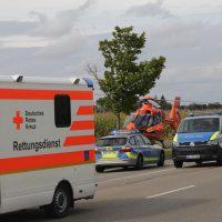 2019-09-27_Memmingen_Europastrasse_Unfall_Abschleppwagen_BMW_Motorrad_FeuerwehrIMG_6208