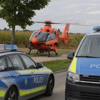 2019-09-27_Memmingen_Europastrasse_Unfall_Abschleppwagen_BMW_Motorrad_FeuerwehrIMG_6222