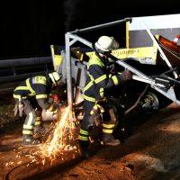 2019-11-14_A96_Memmingen_Aitrach_Unfall_Sicherungsanhaenger_Pkw_FeuerwehrIMG_1995