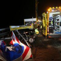 2019-11-14_A96_Memmingen_Aitrach_Unfall_Sicherungsanhaenger_Pkw_FeuerwehrIMG_2007