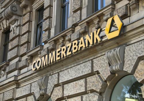 Commerzbank Negativzinsen