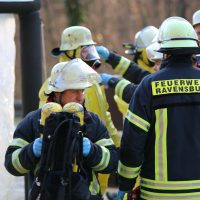 2019-12-10_B30_Ravensburg_Enzisreute_Baindt_Lkw-Unfall-Gefahrgut_Feuerwehr_PoeppelIMG_2495