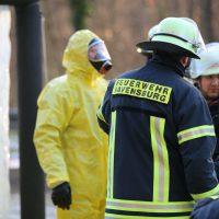2019-12-10_B30_Ravensburg_Enzisreute_Baindt_Lkw-Unfall-Gefahrgut_Feuerwehr_PoeppelIMG_2496