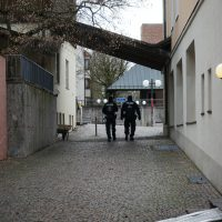 2020-01-04_Memmingen_Amtsgericht_Flucht_PolizeiDSC01292