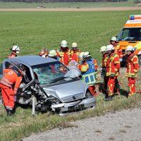 2020-04-08_A96_Mindelheim_Unfall_Geisterfahrer_Feuerwehr_AOV_E4F8414A-106C-4215-BA78-E2754D52848E