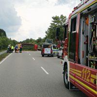 2020-07-24_B308_Durach_Sulzberg_Unfall_Traktor_Motorrad_Pkw_Poeppel_IMG_7428