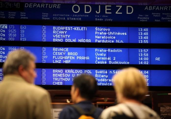 Tschechische Bahn, über dts Nachrichtenagentur