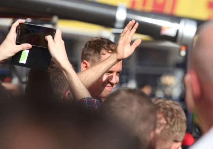 Sebastian Vettel, über dts Nachrichtenagentur