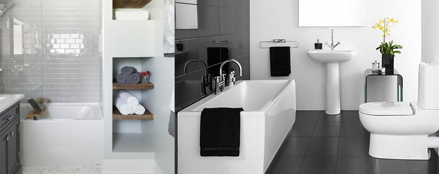 Small Bathroom Ideas | 3 New Bathroom Ideas | New Image ... on Small Bathroom Ideas Uk id=57927
