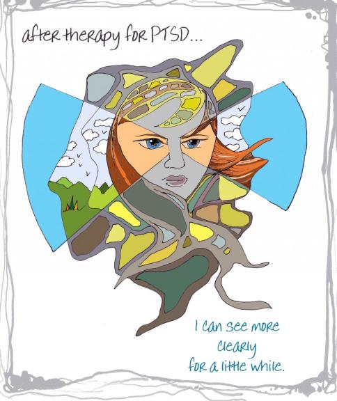 Therapy for PTSD >> Healing from Trauma