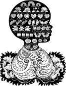 Inner Child Healing Coloring Page