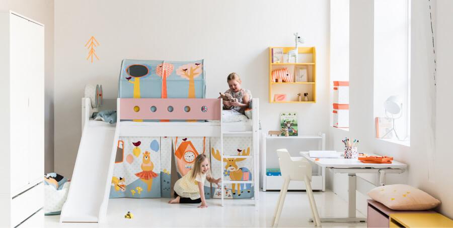FLEXA丹麥兒童家具推薦