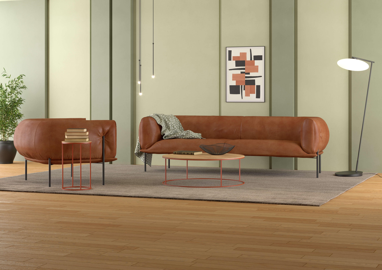 Molinari living義大利進口客廳沙發