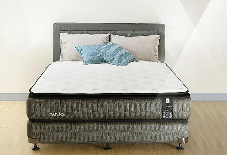 德泰彈簧床&My Sid床墊材質