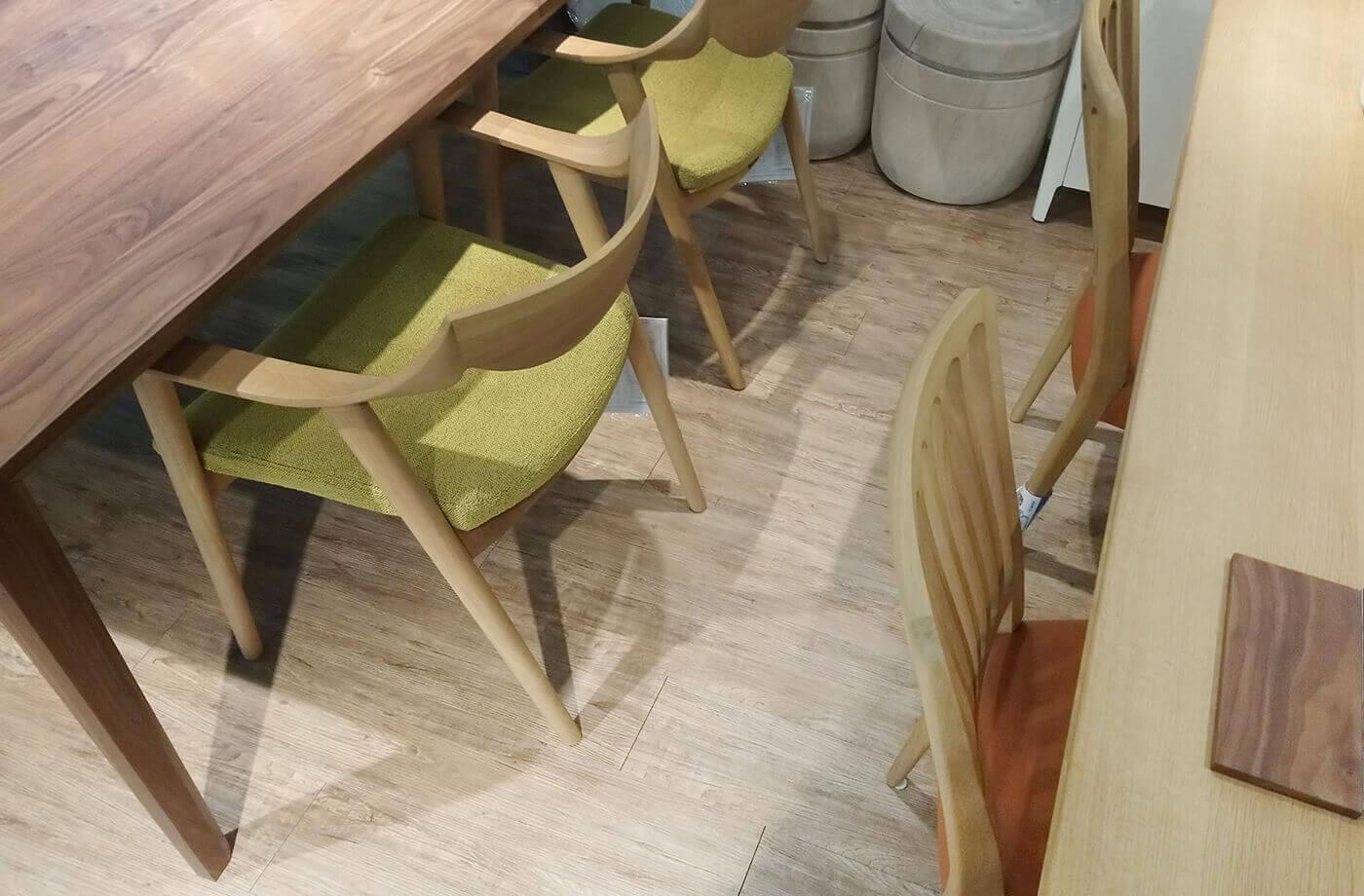 KARIMOKU 日本實木單椅