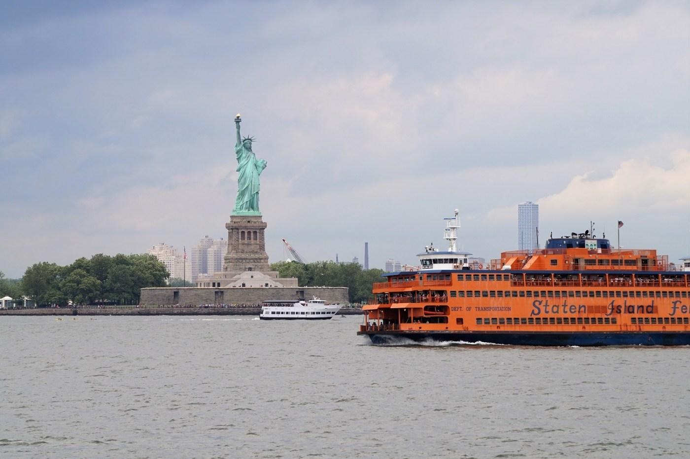NYCTT Portfolio: the Staten Island Ferry