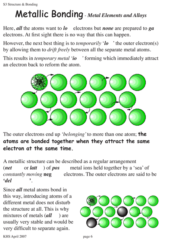 Covalent Bond Practice Worksheet Answers
