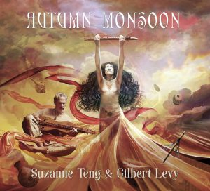 Autumn Monsoon COVER Suzanne Teng Gilbert Levy