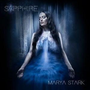 Cover Sapphire Single Square marya stark