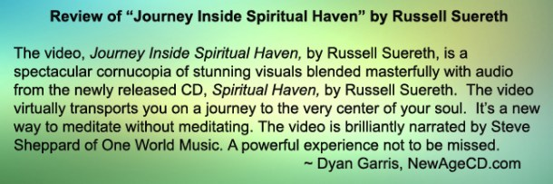 Review of Journey Inside Spiritual Haven Video copy