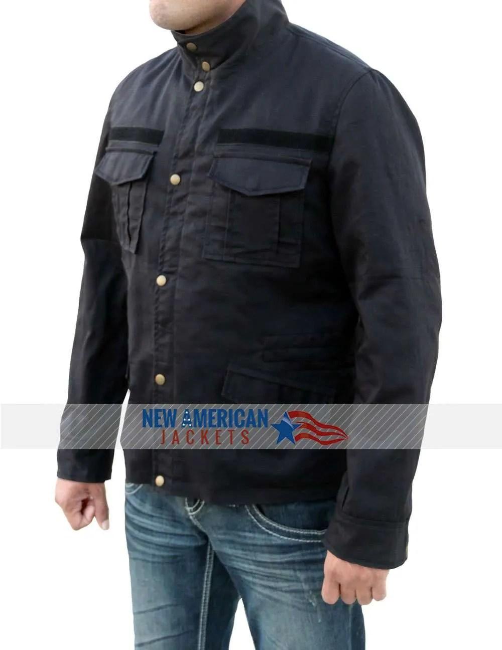 Ant Man Jacket Scott Lang Paul Rudd Jacket