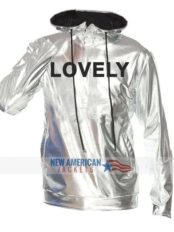 Kendrick Lamar Lovely Reflective Hoodie New American Jackets