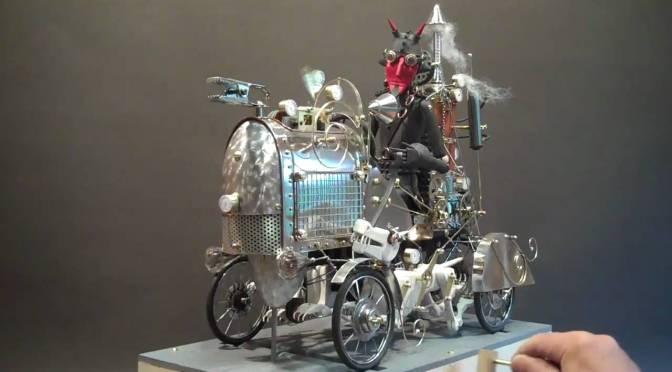 Automata – The Devil Rides Out