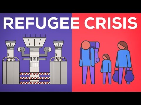 The European refugee crisis explained in six minutes