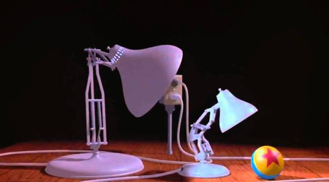 Luxo Jr. by John Lasseter