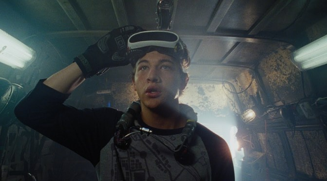 Ready Player One by Steven Spielberg