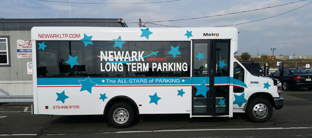 Parking Near Newark Airport