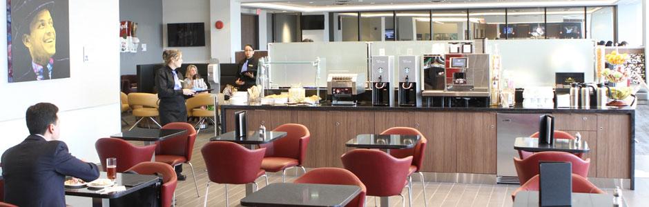 Newark Liberty International Airport Lounge