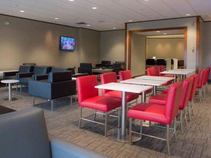 Air Canada Maple Leaf Lounge Newark Airport