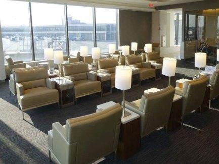 United Club Newark Airport - Terminal A