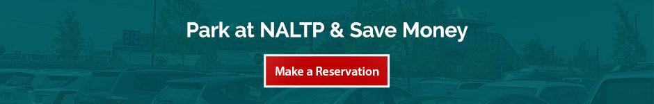 Park at NALTP and Save Money