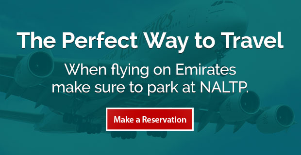 Flying With Emirates at Newark Airport