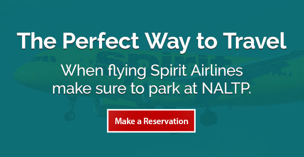 Travel Spirit Airlines at Newark Airport