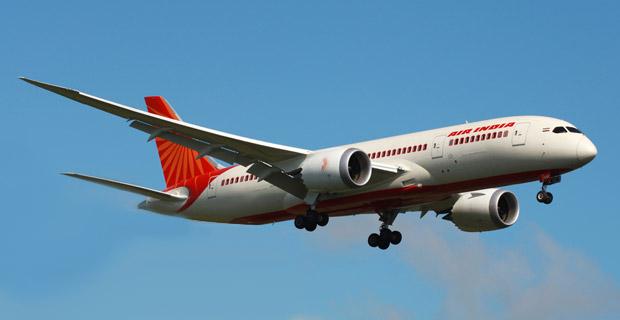 Air India Newark Airport