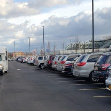 Park in a Jiffy at Newark Airport