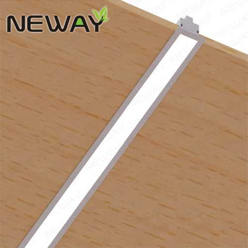 24w 36w 48w 60w recessed linear led lighting architectural luminaire architectural led recessed linear lighting led recessed linear fixtures 1000mm 1200mm 1500mm recessed linear lighting solutions led luminaire manufacturer supplier factory neway