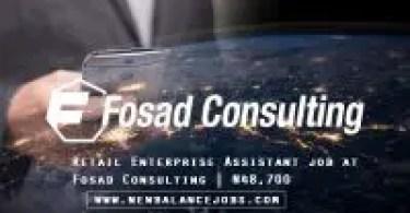 Fosad Consulting, LLC
